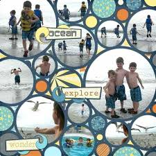 cool collage ideas photos in a circle cool scrapbook ideas you have to try collage  ideas . cool collage ideas ...