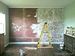 outside brick wall designs brick wall decor fake brick wall decoration faux how to repaint outside