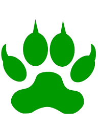 Image result for bear paw clipart