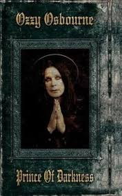 The album consists entirely of cover songs. Prince Of Darkness Ozzy Osbourne Album Wikipedia