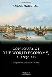 contours of the world economy ad essays in macro economic  contours of the world economy 1 2030 ad essays in macro economic history angus maddison 9780199227204 books ca