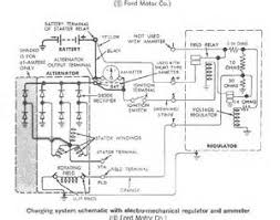 similiar 1966 ford alternator wiring diagram keywords 1966 ford thunderbird alternator wiring diagram