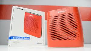 bose portable bluetooth speaker. bose soundlink color review | best portable bluetooth speaker for the price? - youtube