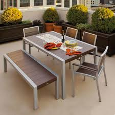 Plastic Patio Furniture Durable Resin The Home Depot