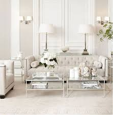 How To Do A White Living Room: Play With Shapes, Textures, Materials And  Lighting
