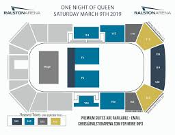 One Night Of Queen Sold Out Ralston Arena