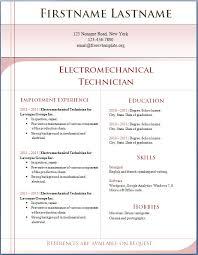 simple resume format   sample resume format for fresh