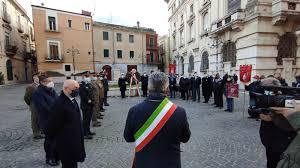 Il sindaco di Foggia Franco Landella onora le vittime delle foibe in  occasione del Giorno del Ricordo – Foggia Reporter