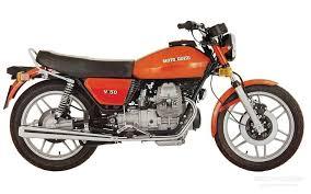 moto guzzi v 50 ii specs 1980 1981
