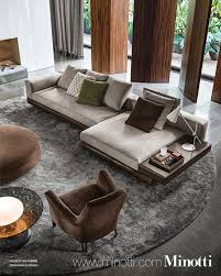 living room furniture contemporary design. living area monumentality of the room but with deeply comfortable and inviting furniture also drapery is sleek modern minotti adv 2012 2013 contemporary design