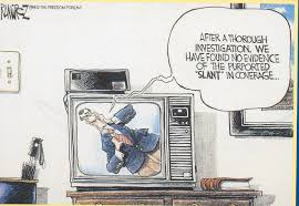 the media are biased meet press cartoon via the media literacy clearinghouse