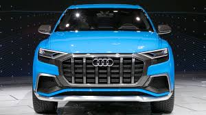 2018 audi e tron.  2018 2018 audi q8 concept  everything you ever wanted to see  etron  suv with audi e tron