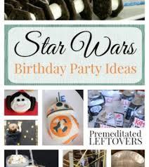 diy star wars themed decorations