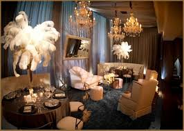 Interior Design 1920s Party Theme Decorations Amazing Cool Home Classy