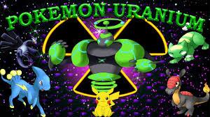 Pokemon Uranium - Play Game Online