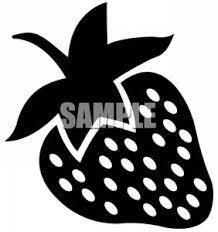 black and white strawberry clipart. Unique Strawberry Clipart Info Intended Black And White Strawberry B