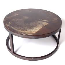 beautiful metal round coffee table with metal round coffee table worldtipitaka