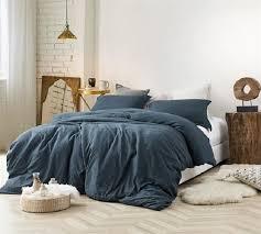 natural loft comforter nightfall navy