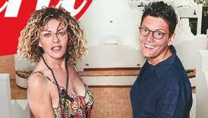 Eva Grimaldi sposa la sua Imma Battaglia