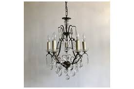 small delicate birdcage chandelier photo 1
