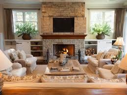 Traditional Living Room Interior Design Inviting Living Room In Lake Tahoe Retreat Linda Mccall Hgtv