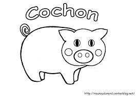 111 Dessins De Coloriage Cochon Imprimer