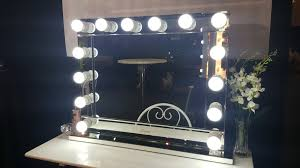 Full Size of Vanity:vanity Mirror With Lights For Bedroom How To Build A  Makeup ...