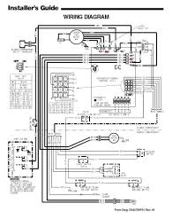 trane indoor unit wiring diagram trane diy wiring diagrams