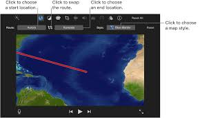 Animated Travel Map Imovie For Mac Add Animated Travel Maps And Backgrounds