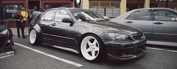 Lexus IS300 widebody kit, fits IS200, Toyota Altezza