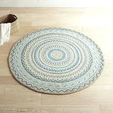 6 round wool rug 6 x 8 wool rug