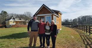 tiny house contractors. UGA Grads Featured On HGTV\u0027s \u201cTiny House Hunters\u201d Tiny Contractors