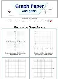 Graph Paper For Algebra Free Printable Worksheets All Download And