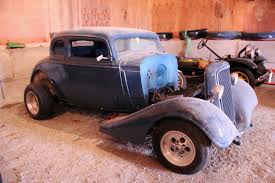1934 Chevy Coupe | Gearheads for God