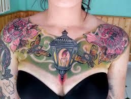 тату на груди фото идеи и эскизы татуировок