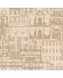 architecture blueprints wallpaper.  Wallpaper Facade Sand Vintage Blueprint Wallpaper Swatch And Architecture Blueprints T