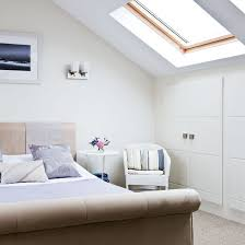 fitted bedrooms small rooms. A Light And Airy Bedroom With Wardrobes In The Eaves Fitted Bedrooms Small Rooms N