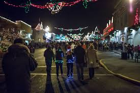 Ladysmith Bc Light Up First Avenue Ladysmith Great Places In Canada