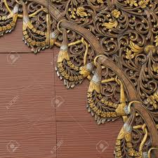 Carving Patterns Amazing Wood Carving Patterns Stock Photo Picture And Royalty Free Image