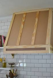 range hood cover. How I Built A Range Hood Cover, Diy, Kitchen Design, Woodworking Projects Cover R