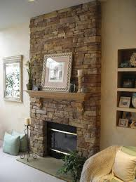 decoration how to build stacks stone veneer fireplace surround in miraculous faux stone fireplace wall your home inspiration