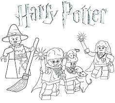 lego printables coloring sheets pages harry potter free printable star wars