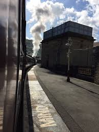 Inside the Pullman Anne - Picture of Keighley and Worth Valley Railway,  Haworth - Tripadvisor