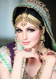 30 beautiful stani bridal makeup looks style arena