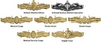 Badges Of The United States Navy Wikipedia
