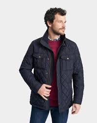 Mens Quilted Jacket | Jackets Review & Men's Jackets & Coats | Waterproof Jackets & Macs | Joules. HOLMWOOD Quilted  Jacket Adamdwight.com