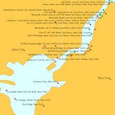 The Battery New York Harbor New York Tide Chart