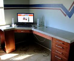 bathroomfoxy home office desk ideas homemade. perfect desk bathroomfoxy build a desk creative homemade ideas fvvceefzgtf picturesque diy  shaped plans room designs remodel intended bathroomfoxy home office u