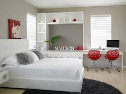 simple teenage bedroom ideas for girls. Simple Teenage Bedroom With Study Area Ideas For Girls I
