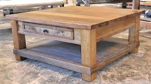 square rustic coffee table captivating and end tables yonder years reclaimed wood large extra